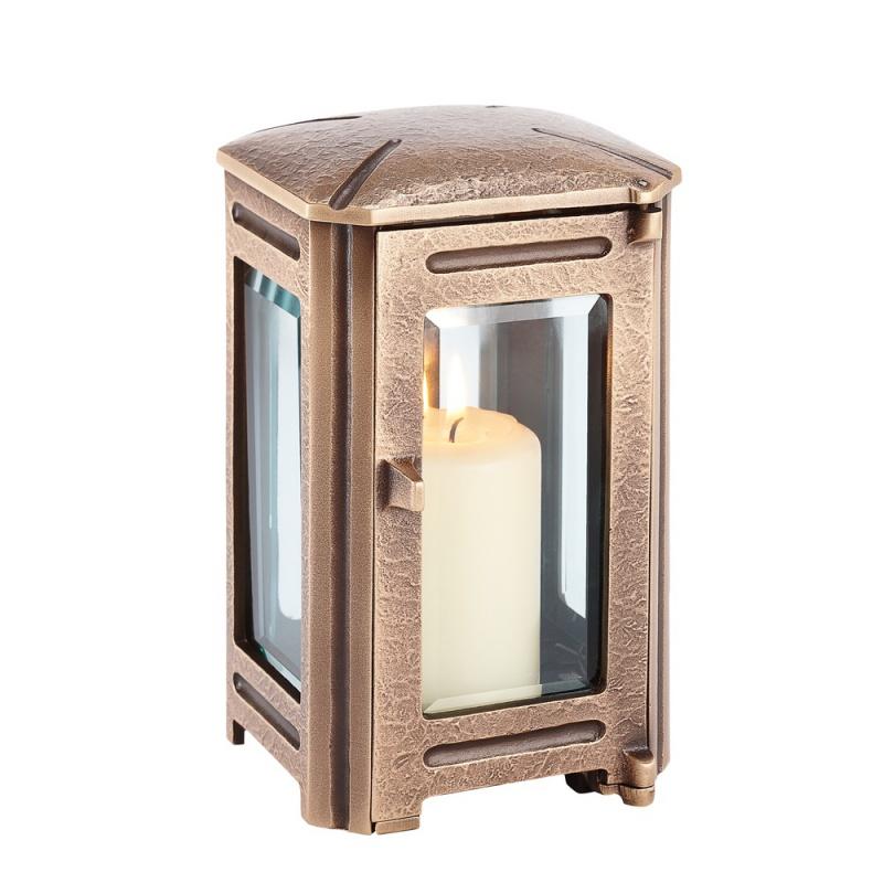 Bronze Grab Lampe - Marula • Serafinum.de