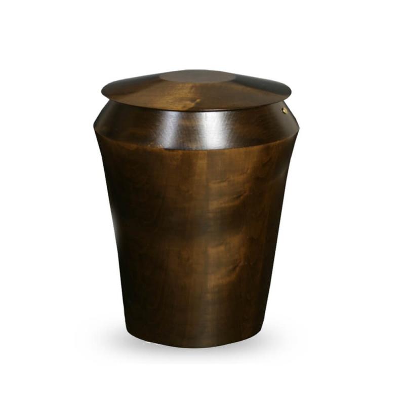 nussbaum holz urne marcello. Black Bedroom Furniture Sets. Home Design Ideas