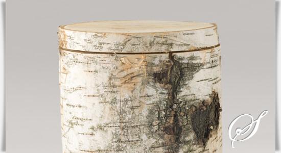 baumurne aus birkenholz pendula. Black Bedroom Furniture Sets. Home Design Ideas