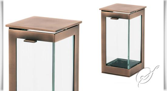 modernes design grablicht nara. Black Bedroom Furniture Sets. Home Design Ideas