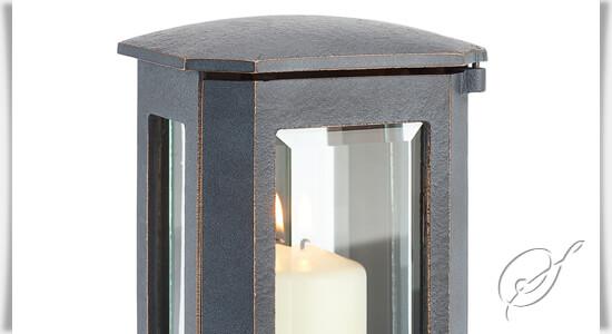 modernes friedhofslicht kamata. Black Bedroom Furniture Sets. Home Design Ideas