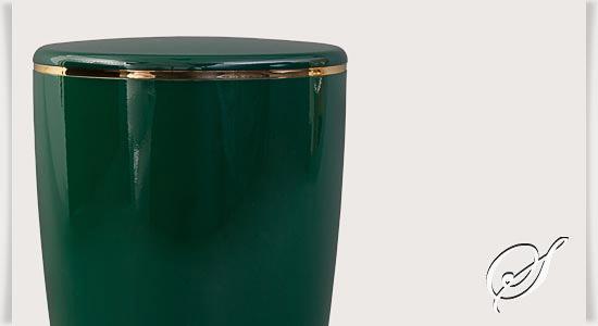 moderne bio berurne aus kautschuk in gr n. Black Bedroom Furniture Sets. Home Design Ideas
