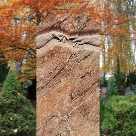 Grabmal Marmor Grabmalkunst Michelangelo Gestaltung - Statua