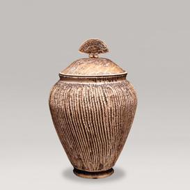 Angebot stilvolle handgemachte Urne  - Curato