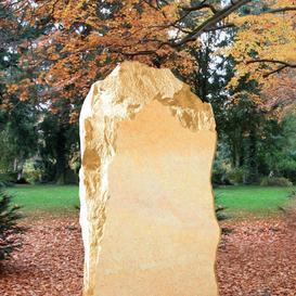 Grabstein klassisch Sandstein preiswert kaufen - Savona