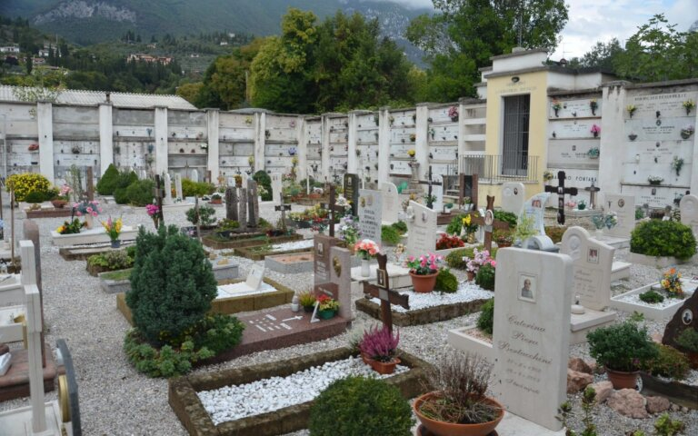 Friedhofskultur in Italien & Frankreich