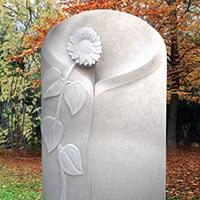 Marmorgrabstein Kindergrab