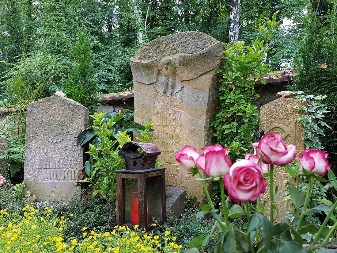 Hervorragend Grabstein-Kosten & Preise für Grabplatte, Einfassung, Grabmale uvm. XA54