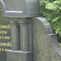 Grabstein Kante