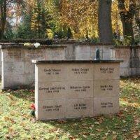 Soldatengräber Block