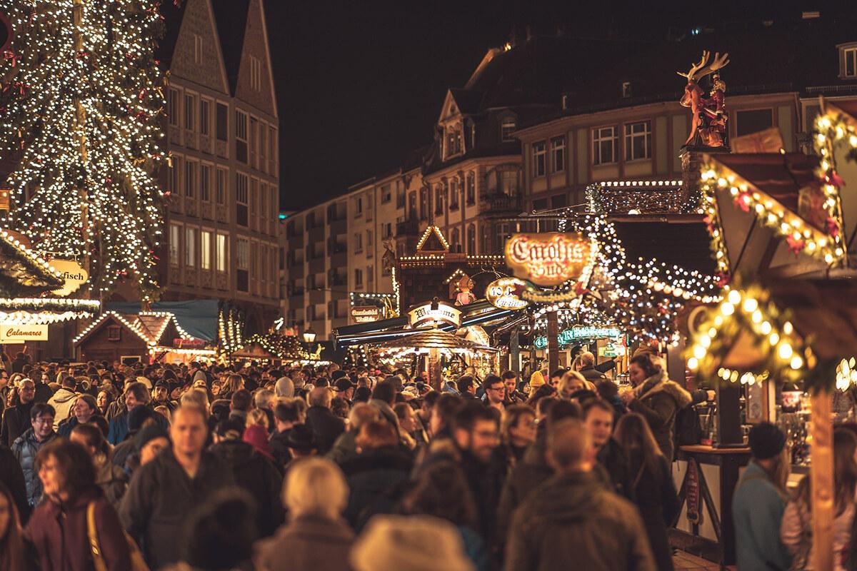 Totensonntag Weihnachtsmarkt