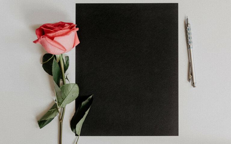 Trauer Zitate finden ▷ Die 100 schönsten kurzen & langen Zitate
