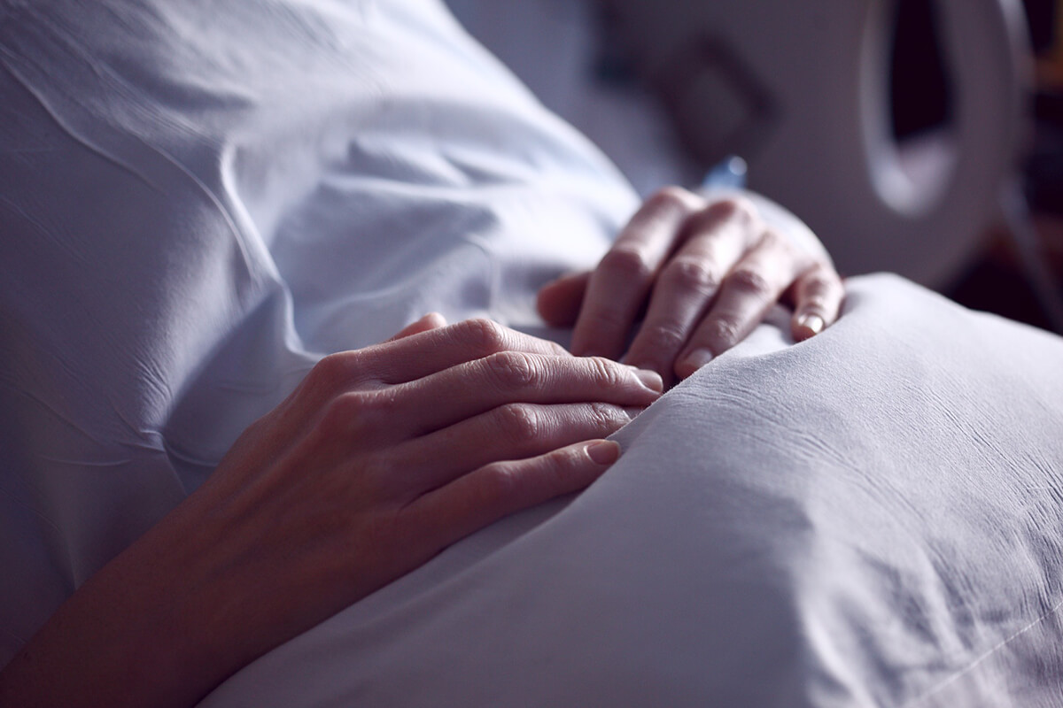 Patientenverfügung für gesundheitliche Belange