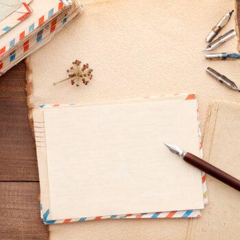 Eine Grafik zu Briefpapier kaufen