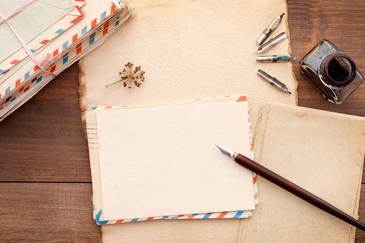 Danksagung zur Trauer per Brief